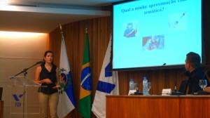 Liliane Faria da Silva no Saúde em Jogo 2