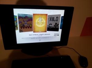 Escolha dos jogos no PC para jogar