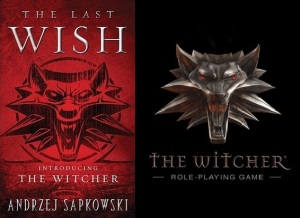 The Witcher - Livro e Jogo